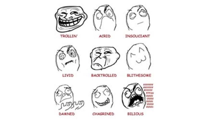Rage Comics Know Your Meme
