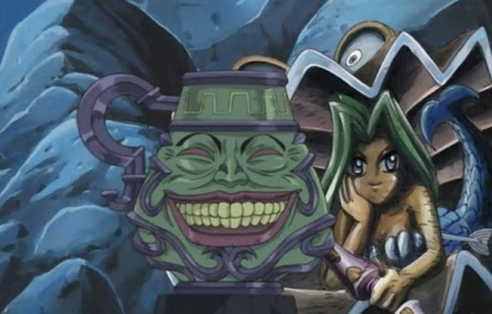 Yugioh Pot of Greed