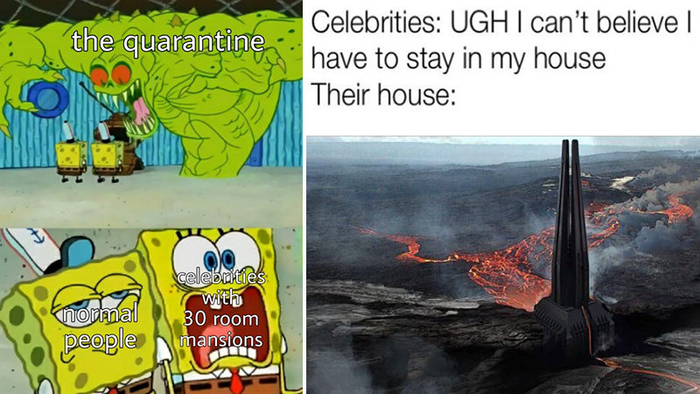 Celebrities Complaining About Quarantine Know Your Meme