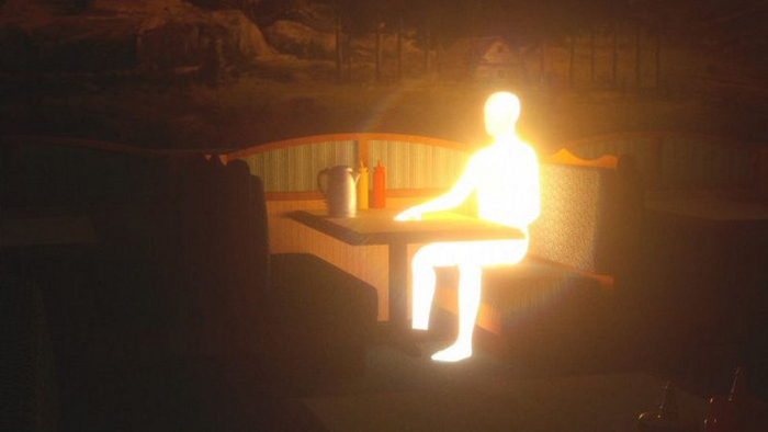 Glowing Man Know Your Meme