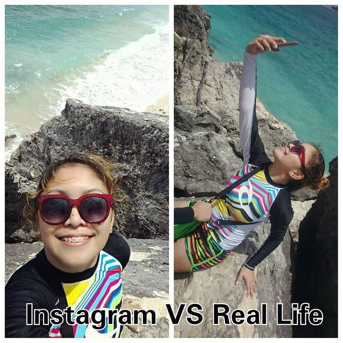 20 Instagram Vs Real Life Pics That Are Too Real Funny Gallery