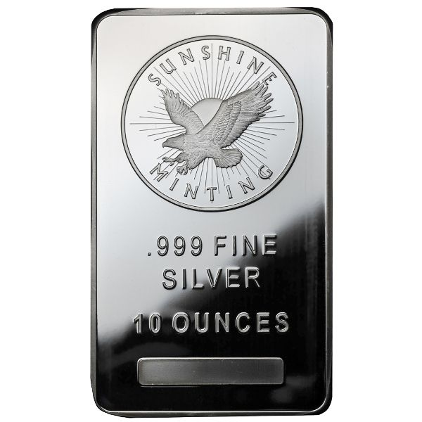 How Much Is 10 Troy Ounces Of 999 Silver Worth November 2019