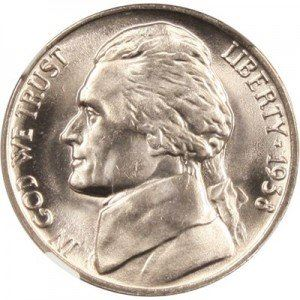 Jefferson Nickel (1938-1964) Value | JM Bullion™