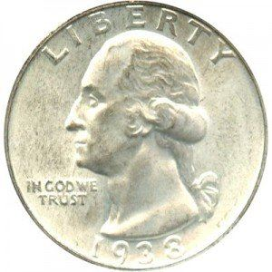 Washington Quarter (1932-1964) Value | JM Bullion™