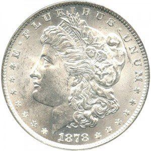 Morgan Silver Dollar 1878 1921