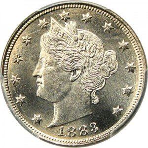 V-Nickel (1883-1913) Value | JM Bullion™