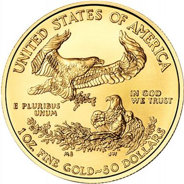 American Gold Eagles Online 1 Oz