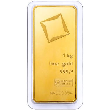 Buy 1 Kilo Valcambi Gold Bars Brand New L Jm Bullion